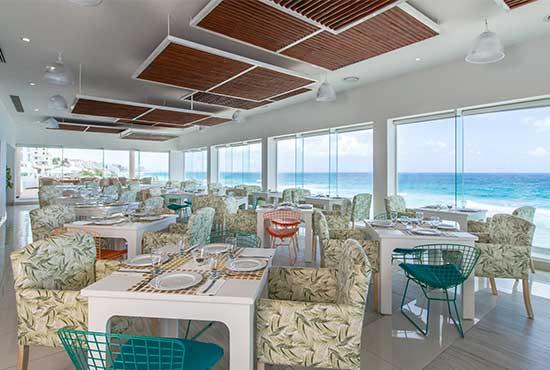 restaurante almar playa cancun tims ocean condos