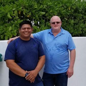 Cancun vacation rentals Tims Ocean Condos Profile Picture Abdiel