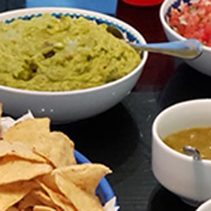 Chips and Salsa Appetizers