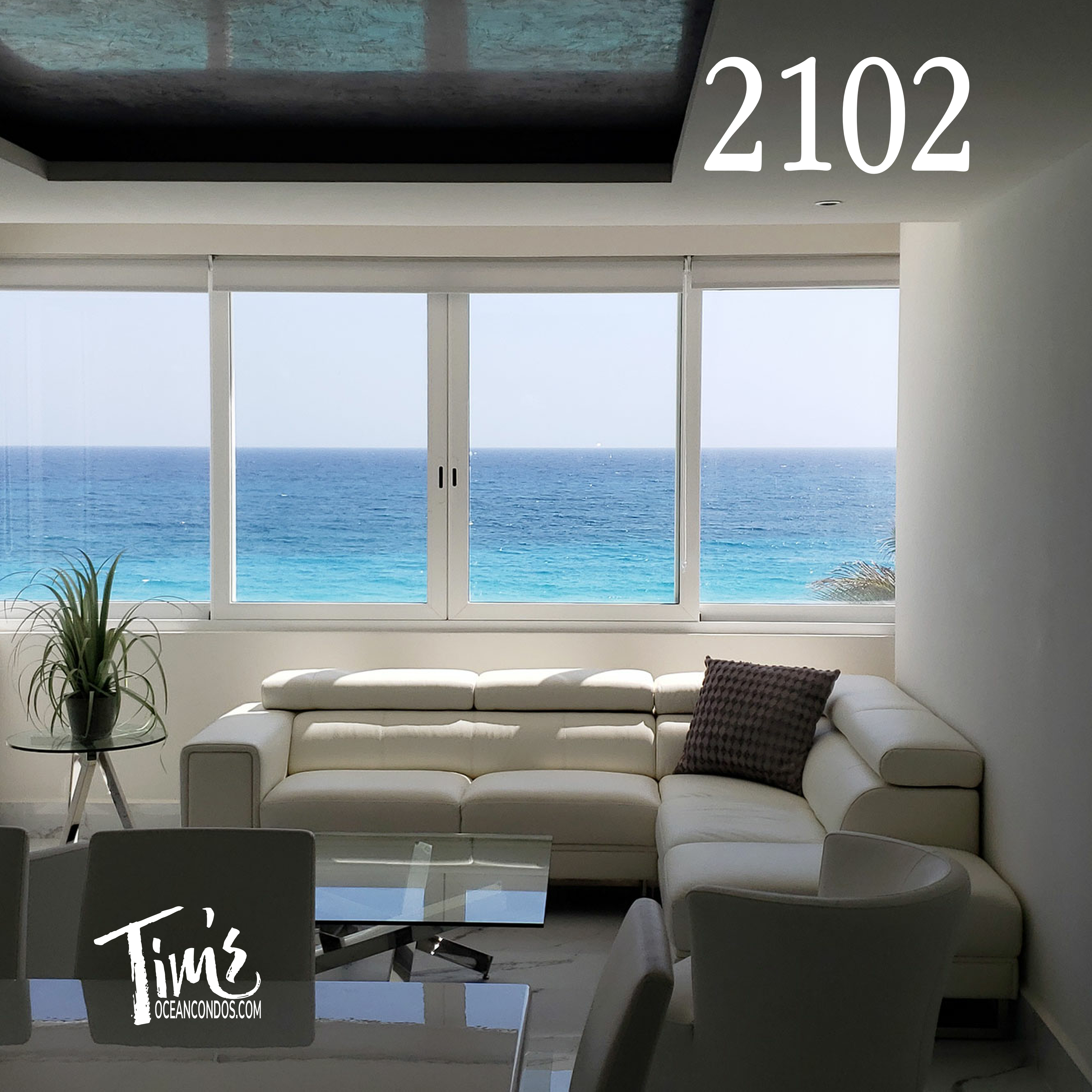 new Cancun vacation rental 2102