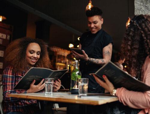Grupo Modelo MX supports waiter during coronavirus stay at home order