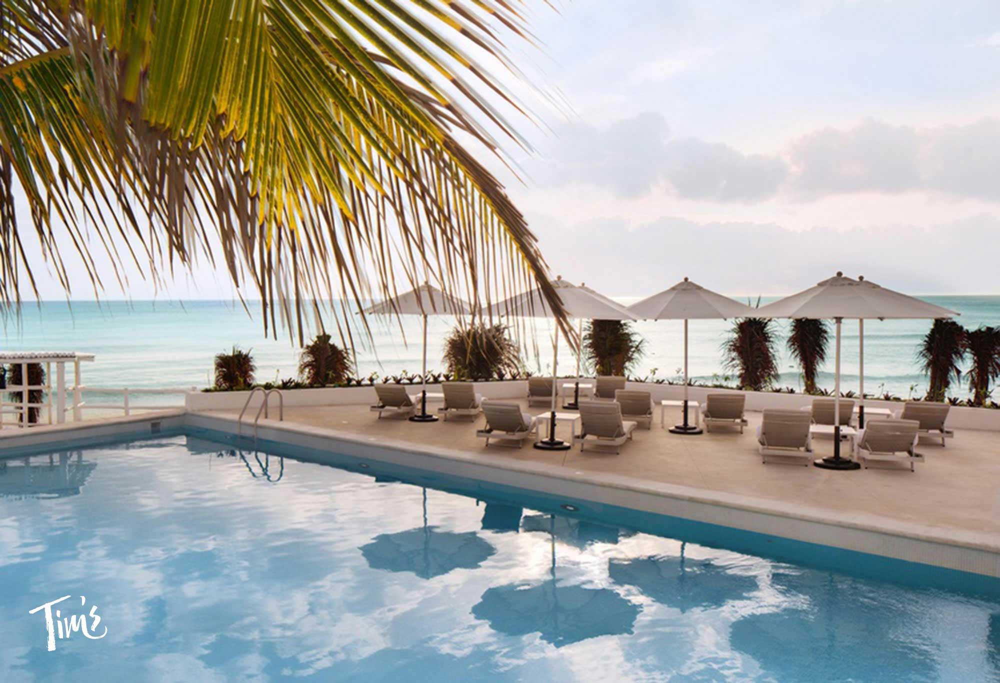 vrbo cancun pool