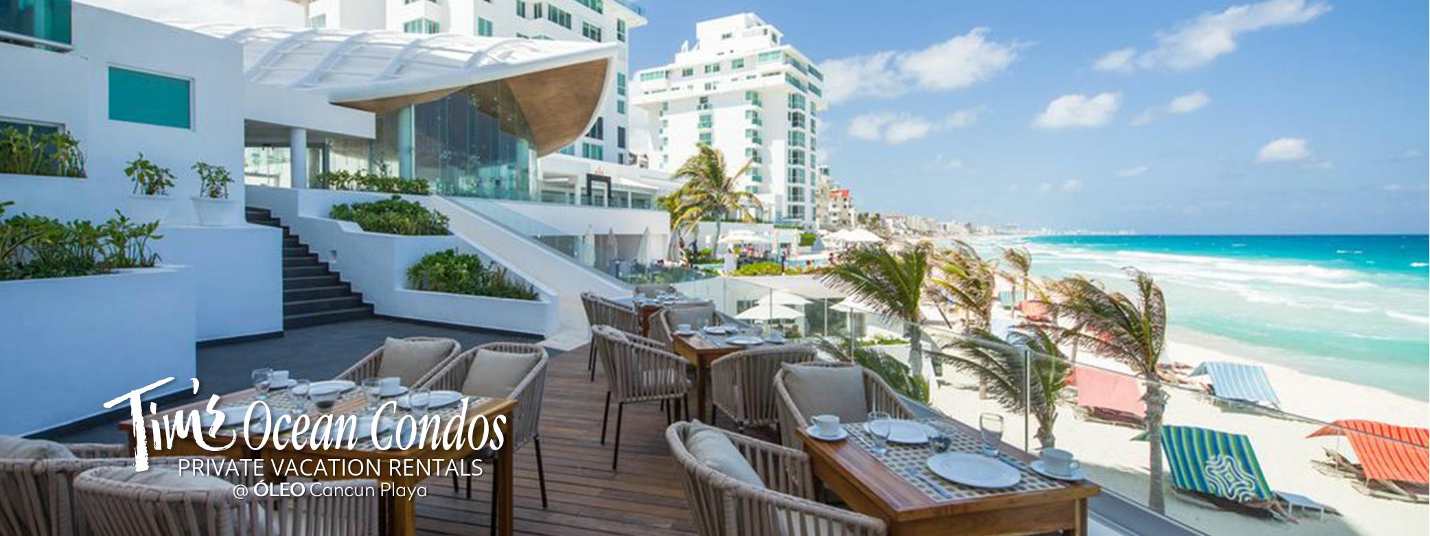 ÓLEO Cancún Playa - Almar Restaurant