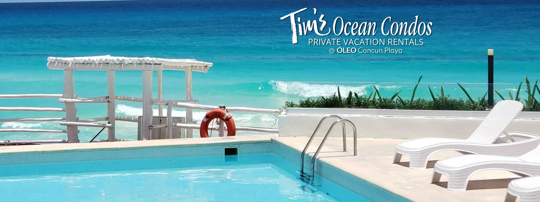 Cancun Best 10 Vacation Rentals